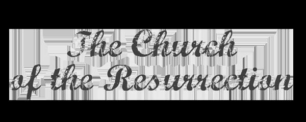 The Church of the Resurrection logo